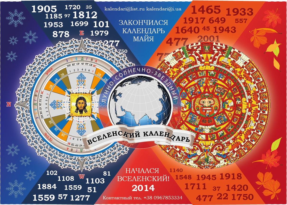 Разница григорианского и юлианского календаря